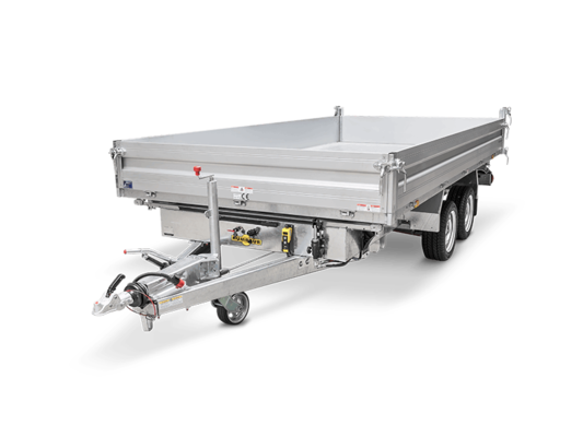 Trailer HTK 3000.37 in detail