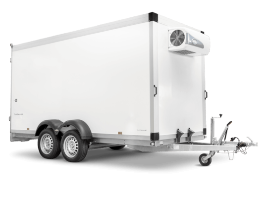 Trailer Tandem Axle-Freezer Trailers in detail